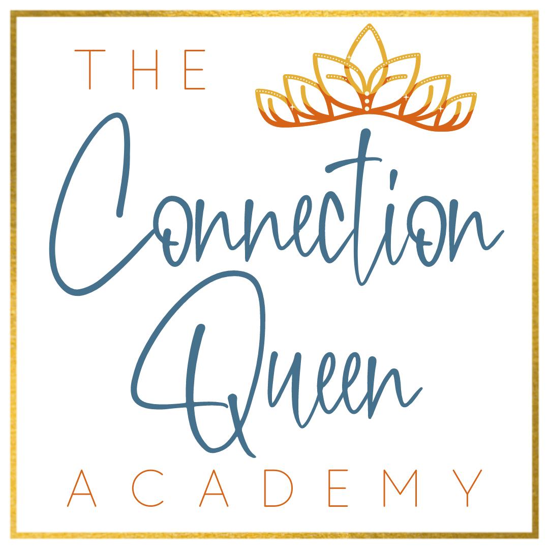 Connection Queen Academy Alt Logo